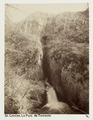 Fotografi av St. Canzian. Le Pont de Tomasini - Hallwylska museet - 104876.tif