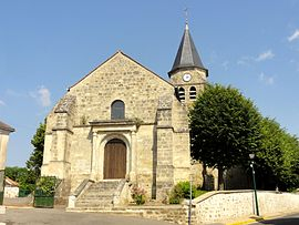 The church of Our Lady of the Assumption, in Frémécourt