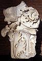 Frammento di capitello con cavalli alati, dall'interno della cella del tempio di marte ultore nel foro di augusto, 2 ac ca. 03.JPG