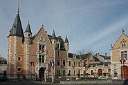 France Essonne Etampes Hotel de Ville 02