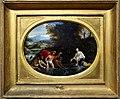 Francesco albani (attr.), diana, latona trasforma in rane i pastori di licia, 1660 ca.jpg