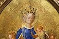 Francesco d'antonio (attr.), madonna col bambino, sei angeli e due cherubini, 1440-50 ca. 02.jpg