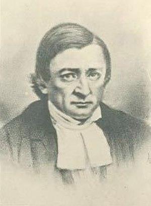 François-Réal Angers - Portrait of François-Réal Angers