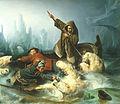 Francois Auguste Biard - Fight with Polar Bears.jpg