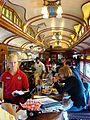 Frank's Diner in Restored Railway Carriage - Spokane WA - USA.jpg