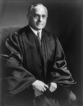 West Virginia State Board of Education v. Barnette - Justice Felix Frankfurter