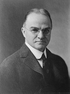 Franklin S. Billings American politician