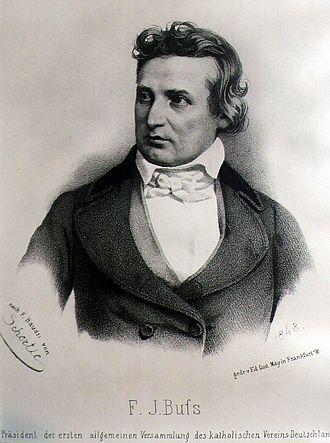 Zell am Harmersbach - Franz Josef Ritter von Buß