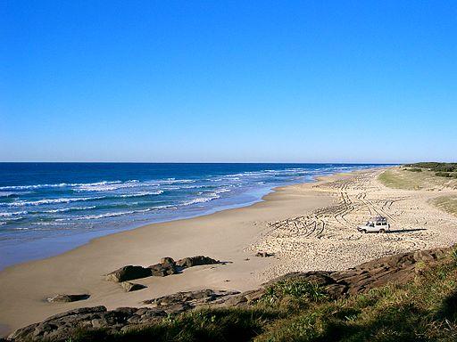 Fraser Island a02 highway