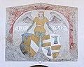 Frauenstein Pfannhof ehem. Hammerwerk Wandmalerei von 1580 17092018 4708.jpg