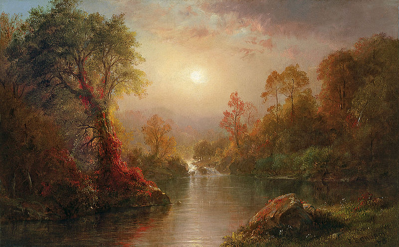 File:Frederic Edwin Church - Autumn.jpg