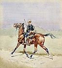 Frederic Remington - The Advance Guard - 2005.23.3 - Smithsonian American Art Museum.jpg