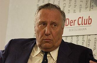 Frederick Forsyth - Forsyth in 2003