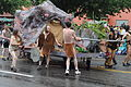 Fremont Solstice Parade 2011 - 172 - cavepeople.jpg