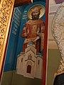 Freska kneza Lazara u Lazarici, Biograd.JPG