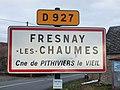 Fresnay-les-Chaumes-FR-45-panneau d'agglomération-02.jpg