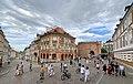 Freta Street and the Barbakan in Warsaw, Poland.jpg