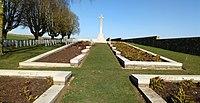 Fricourt, cimetière militaire britannique de la Citadelle 1.jpg
