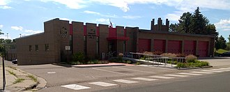 Fridley, Minnesota - Fridley City Hall and Fire Station Number 1