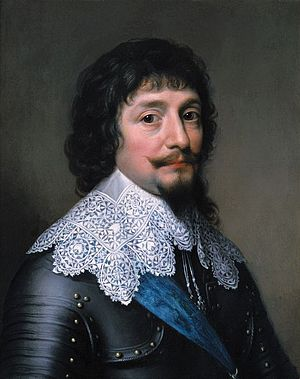 Palatinate campaign - Frederick V of the Palatinate by Michiel van Mierevelt.