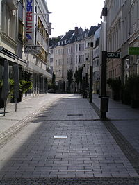 Bonn Friedrichstrasse
