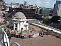 From the Discovery Terrace - Centenary Square redevelopment - Hall of Memory (35627160346).jpg