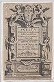 Frontispiece, from Scelta d'Alcuni Miracoli e Grazie della Santissima Nunziata di Firenze Met DP888163.jpg
