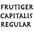 Frutiger capitalis regular cropped.jpg