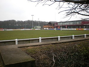 Woodlands Memorial Ground - Woodlands Memorial Ground