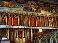 GÓRZANKA.Grekokatolicka cerkiew św. Paraskewy, obecnie rzymskokatolicki Kościół pw Wniebowstąpienia Pana Jezusa, wnętrze kościółka.jpg