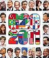 G20 heads of government - Caricatures (September 2011) (6136415259).jpg