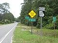 GA177 begin, Clinch County.JPG