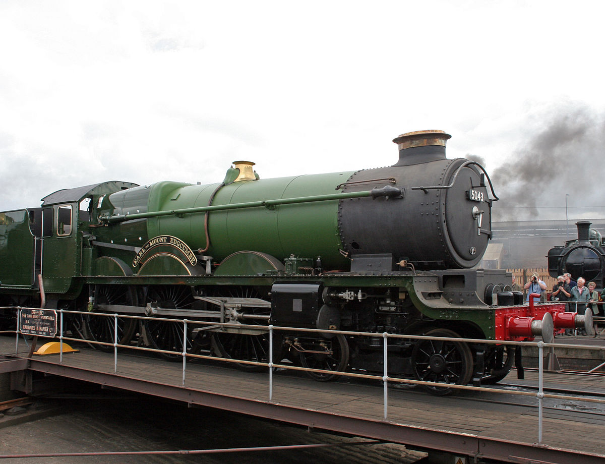 Gwr 4073 Class 5043 Earl Of Mount Edgcumbe Wikipedia