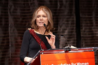 Gloria Steinem - Steinem in 2011
