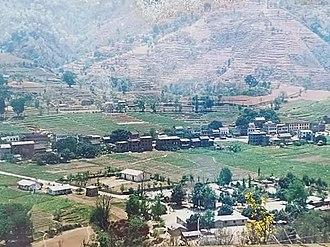 Gajuri - Gajuri in 1989 AD (2046 B.S)