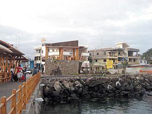 San Cristóbal Island - Puerto Baquerizo Moreno.