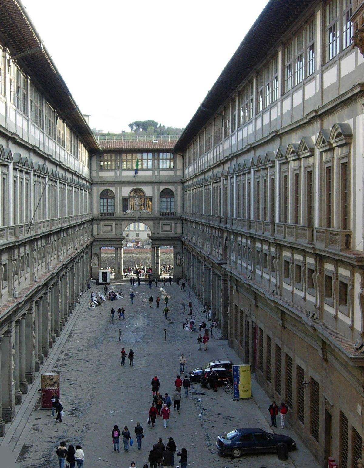 Uffizi - Wikipedia