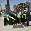 Garcetti Cuts Ribbon at Metro Carshare Launch (18842461926).jpg