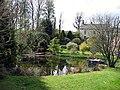 Garden pond - geograph.org.uk - 1275629.jpg