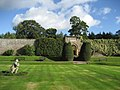 Gardens at Abbotsford - geograph.org.uk - 259545.jpg