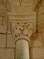 Gargilesse-Dampierre (36) Église Saint-Laurent et Notre-Dame Chapiteau 20.JPG