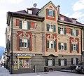 Garmisch-Partenkirchen, die Ludwigs-Apotheke.JPG