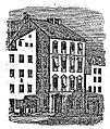 Gasthaus zum goldenen Hahn 1845 Acht Tage in München.jpg