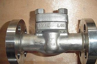 Gate valve - Image: Gate valve