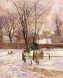 Gauguin 1884 La Neige à Copenhague.jpg