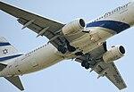 Gear Actuation-Boeing-737-800 EL-AL approaching VIE-DSC 3259w.jpg