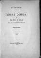 Genuardi - Terre comuni ed usi civici in Sicilia prima dell'abolizione della feudalità, 1911 - 1197003.tif