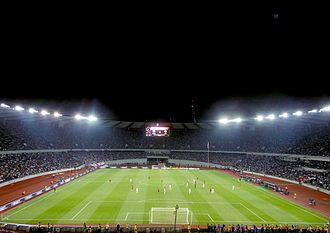 2015 UEFA Super Cup - Boris Paichadze Dinamo Arena in Tbilisi, Georgia, hosted the match.