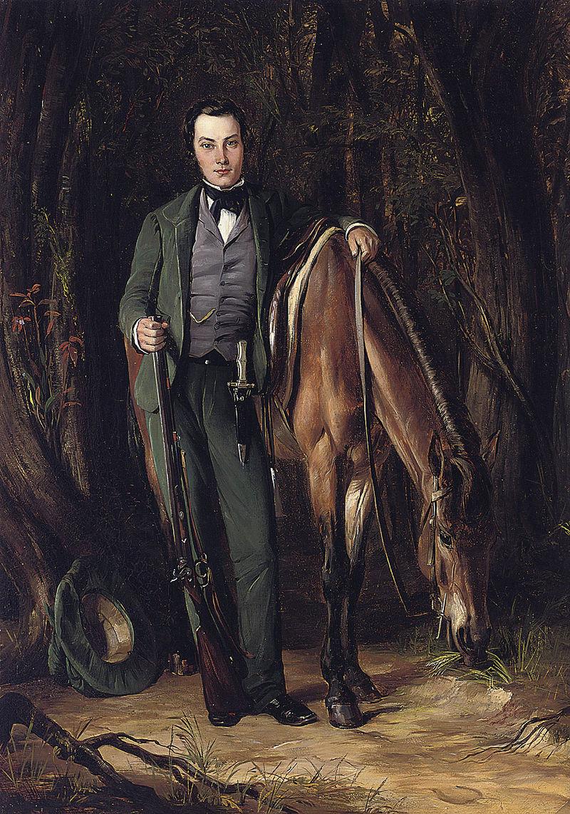 Джордж, граф Гиффорд (1822-1862), круг сэра Фрэнсиса Гранта (1803-1878) .jpg