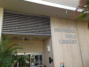 Carlsbad City Library - Georgina Cole Library